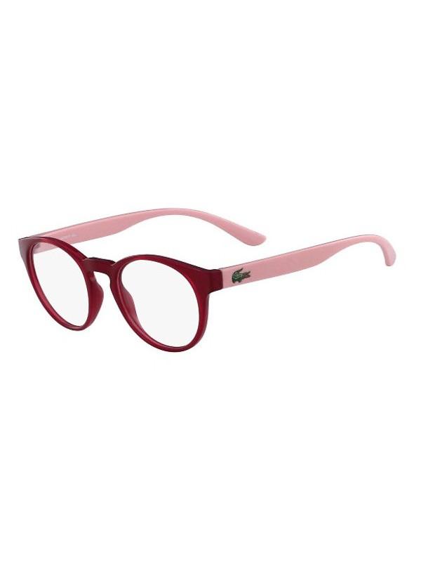 c8e6818ad64e8 Lacoste Junior 3910 526 - Oculos de Grau ...