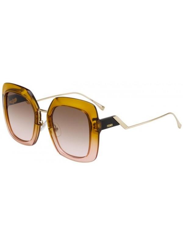 ac35735627d30 Fendi 317 DQ2M2 - Oculos de Sol ...