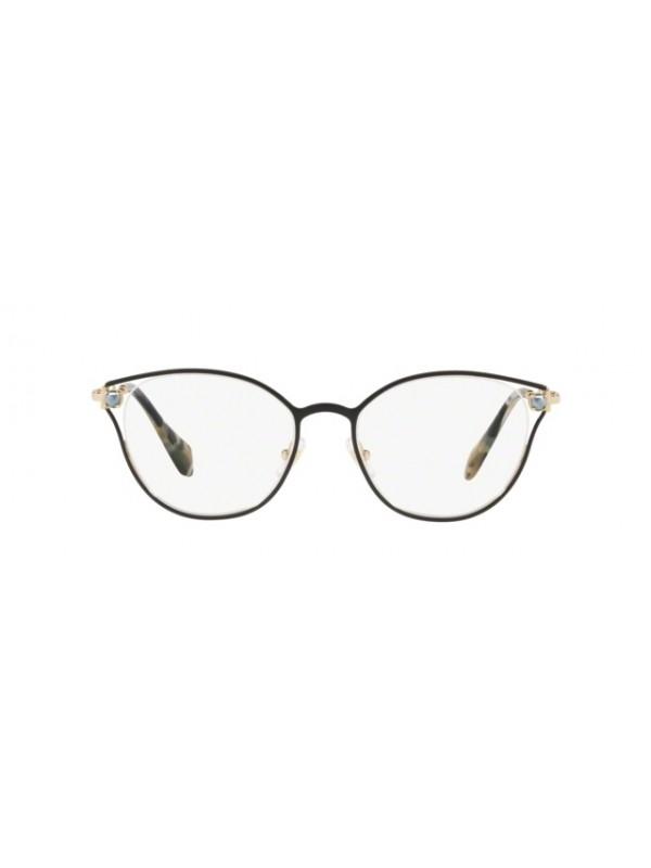 43f3a330aff29 Miu Miu 53QV 1AB1O1 - Oculos de Grau