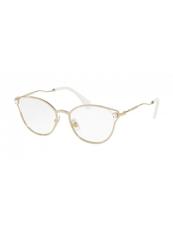 0912d76455b9a Miu Miu 53QV ZVN1O1- Oculos de Grau