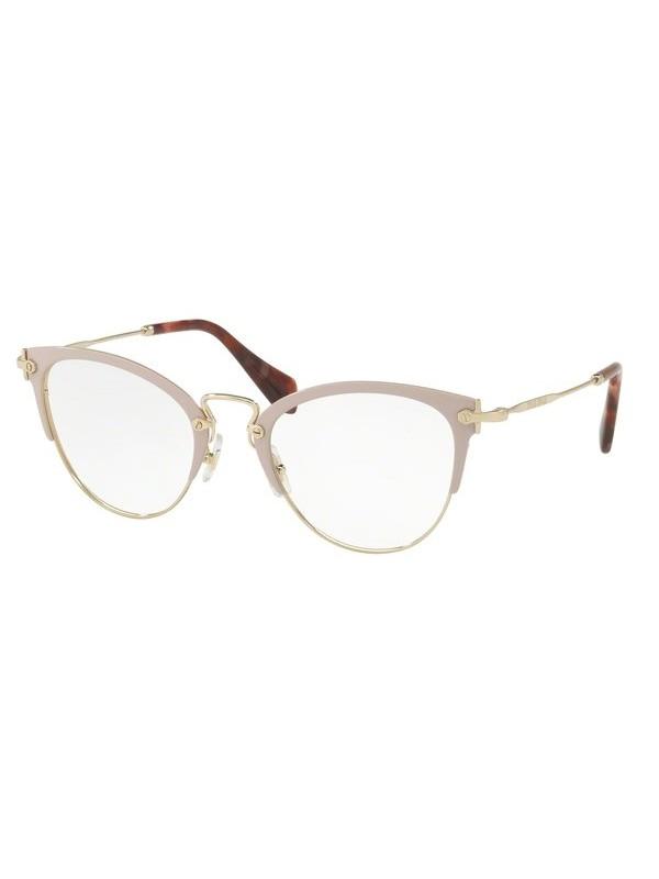 77375f62935ee Miu Miu Pave Story 07OV 1AB1O1 - Oculos de grau