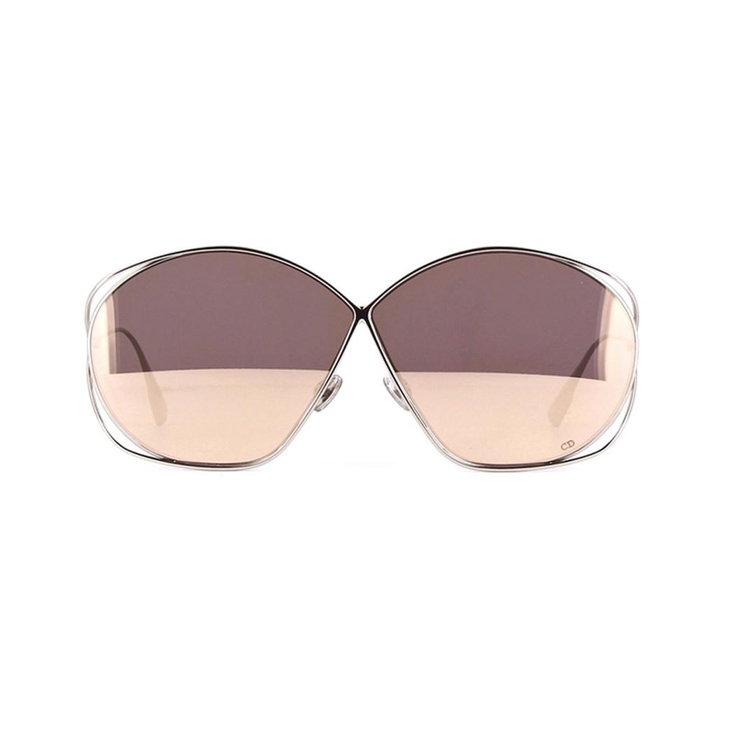 9bd85ab13 O modelo solar Dior Stellaire2 faz parte da colecao para o Inverno 2017,  trazendo o formato que refletia a identidade das primeiras colecao de oculos  da ...