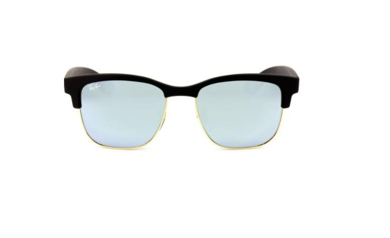 2fb53fa6b07f2 Oculos de sol da famosa marca Ray-BanO oculos de sol Ray-Ban Clubmaster  RB4239L e um modelo classico e atemporal que nunca sai de moda A peca tem  armacao em ...