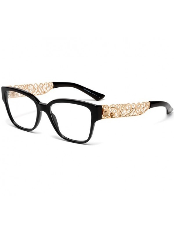 Dolce Gabbana 3186 501 - Oculos de Grau ... 75ce0d57c2