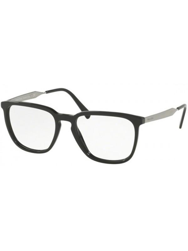 Prada Lettering Logo 07UV 1AB1O1 - Oculos de grau