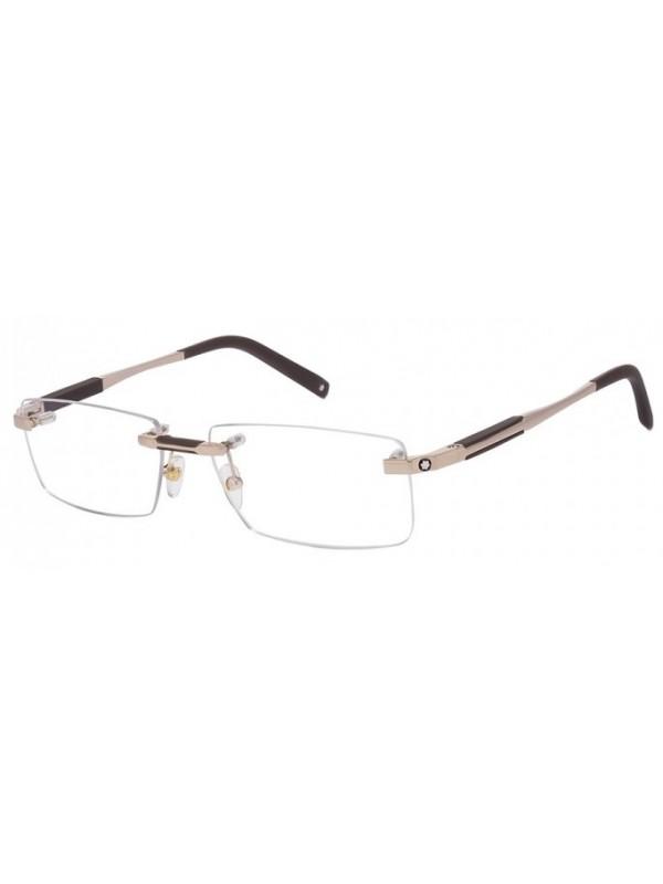 be07ca8f794e7 Mont Blanc 349 028 - Oculos de Grau ...