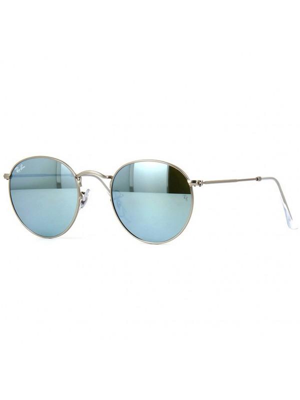 Ray Ban Round 3447 001 TAM 53 - Oculos de Sol 4ec3329d3d