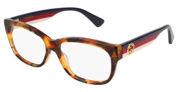 36ed59eb2fb9a Os oculos Gucci e uma das marcas mais luxuosas no cenario da moda Os oculos  inspiram-se nos modelos da casa de moda que tem mais de 90 anos de historia  ...