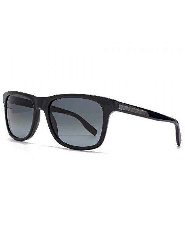 2f5a4f27381ac Hugo Boss 591 5JN HDS - Oculos de Sol ...