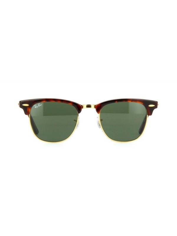 Ray Ban Clubmaster 3016 W0366 51 - Oculos de sol
