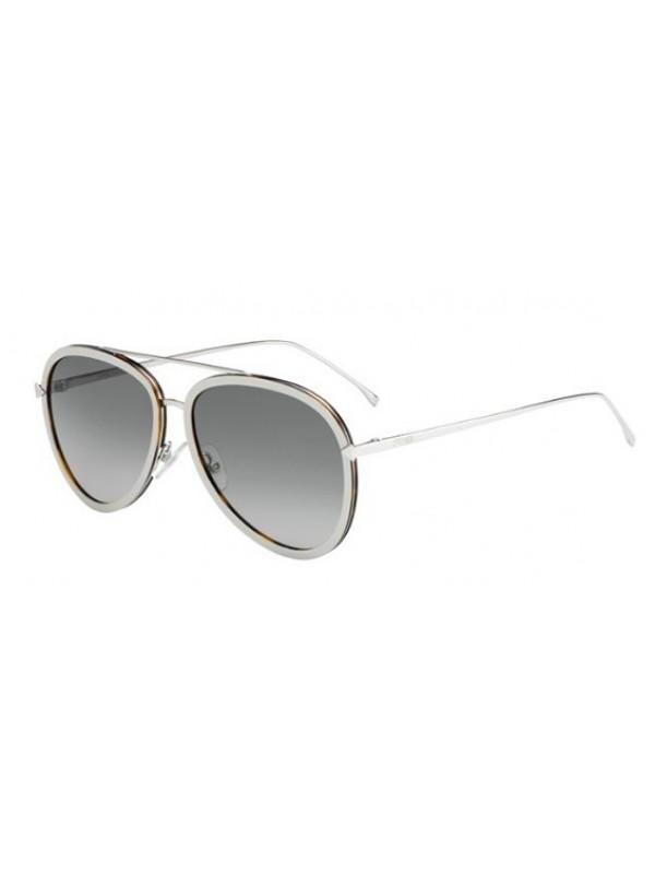 638f2009671fc Fendi Funky Angle 0155 V5A - Oculos de sol ...