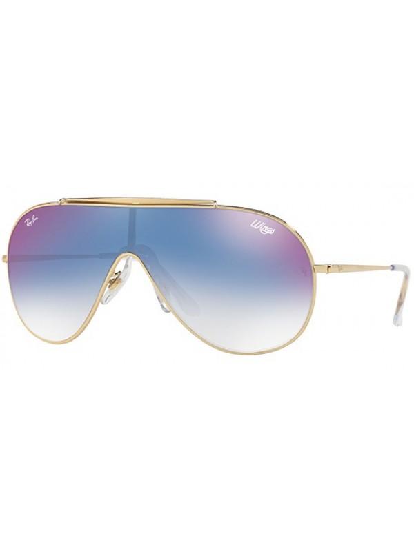 Ray Ban Wings 3597 001X0 - Oculos de Sol 49f0e453f0