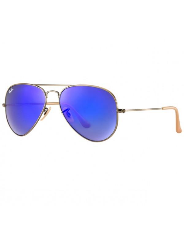 Ray Ban Aviador 3025 16768 - Oculos de Sol - Tamanho 58 ... 457100181c