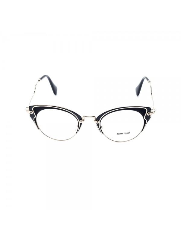8f7b03daf0c06 ... Miu Miu 52PV 1AB1O1 - Oculos de Grau