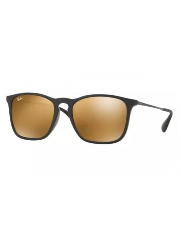 e878a570d4af6 Ray Ban Chris 4187 6017D - Oculos de Sol ...