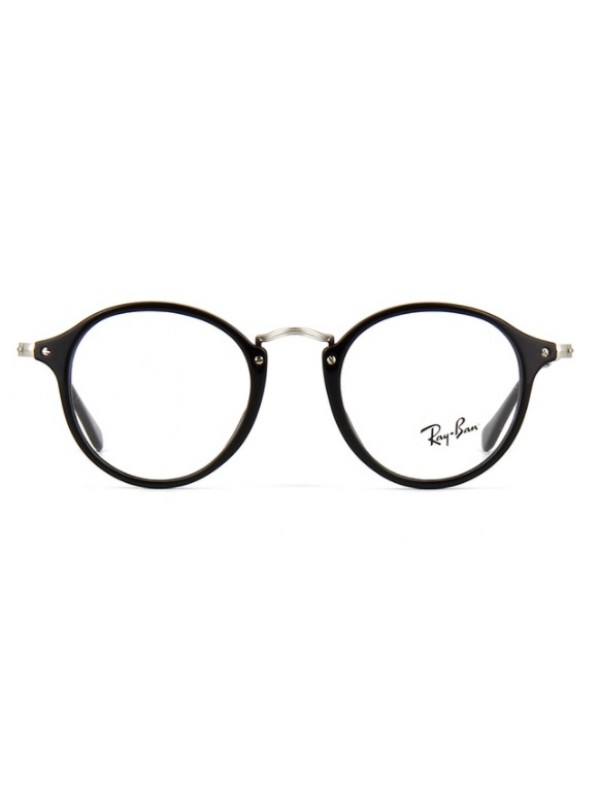 bd06f3afb2950 ... Ray Ban Round Fleck 2447 2000 - Oculos de Grau
