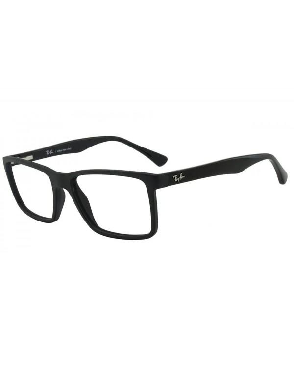 6f90cd3eb8310 Ray Ban 7096L 5656 - Oculos de Grau ...
