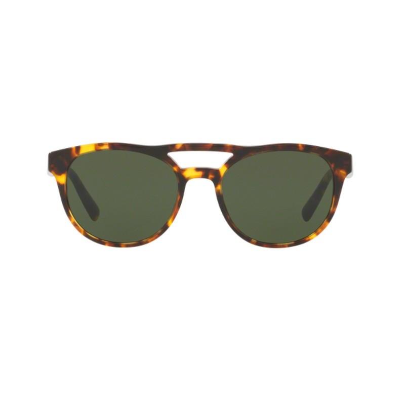 181aab136d5f3 Os oculos da famosa grife Prada, sao projetados para todos os tipos de  rostoo Modelo 13TS da linha Lettering Logo, foi produzido em acetato Havana  Amarelo ...
