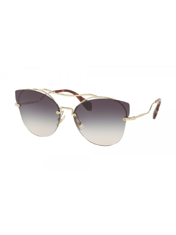 ecd780ba30325 Miu Miu 52SS ZVNGR0 - Oculos de Sol ...