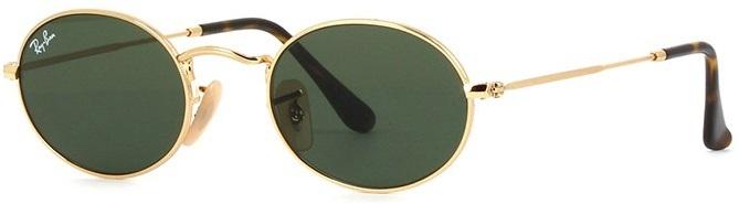 Modelo icônico, agora com lentes de cristal plano. Sensação inconfundível  da Ray-Ban, mantendo a essência do clássico retrô! 9604cc07f4
